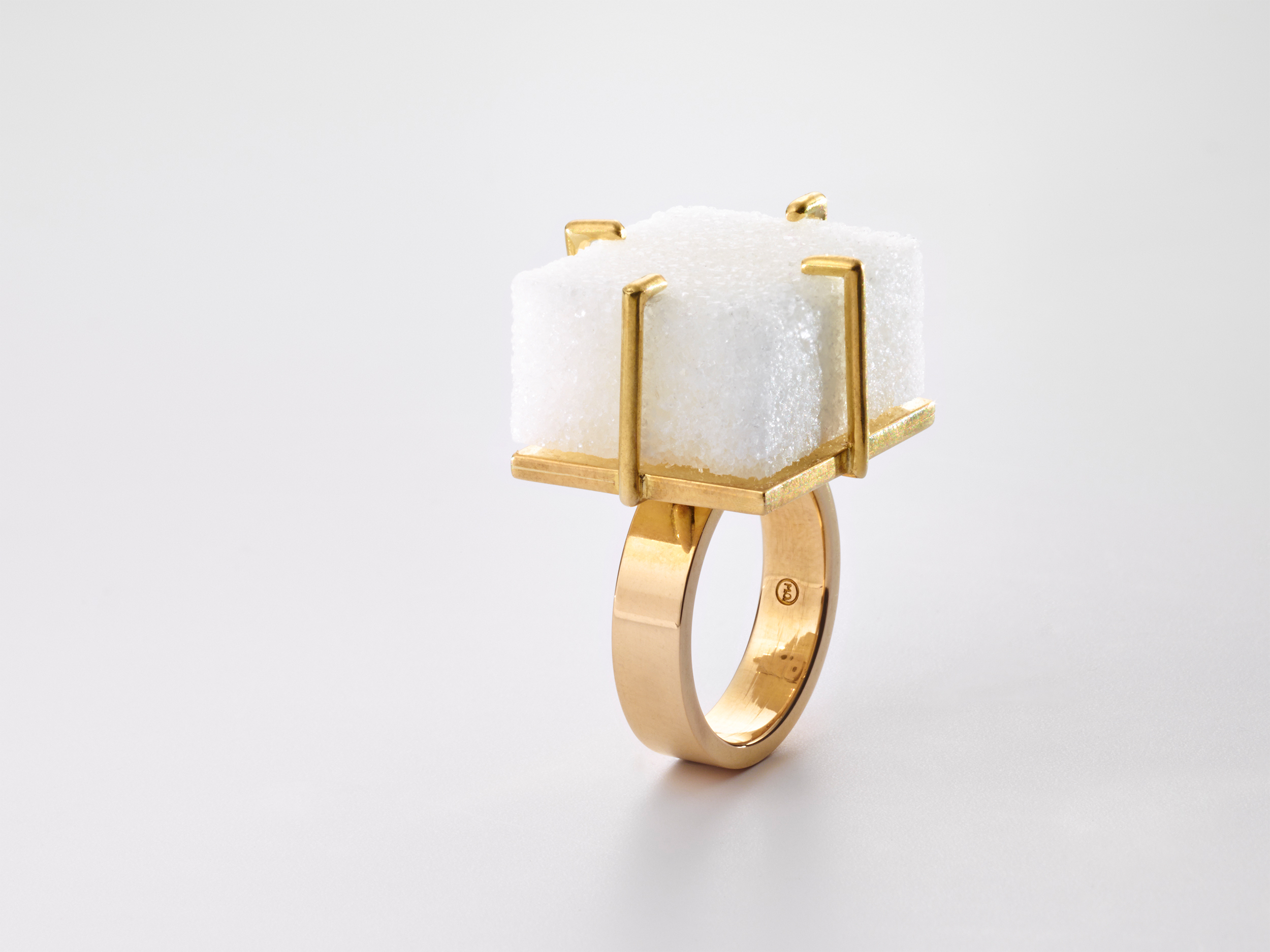 Meret Oppenheim :: Sugar Ring :: Collection :: Jewellery ...